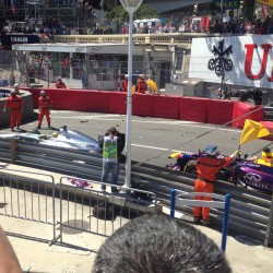 13 race high times next to the boat monaco grand prix