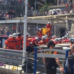 17 race high times next to the boat monaco grand prix