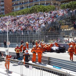 22 race high times next to the boat monaco grand prix
