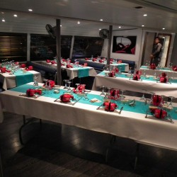 05 boat dining room monaco grand prix