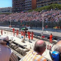 04 view on k1 stand and swimming pool grand prix monaco