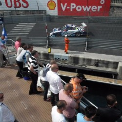 18 formules renault and porsche grand prix monaco
