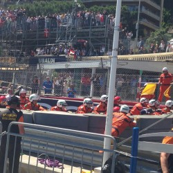 16 race high times next to the boat monaco grand prix
