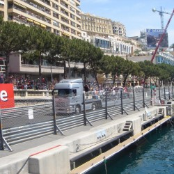 01 f1 pilots parade and prince opening the track monaco grand prix