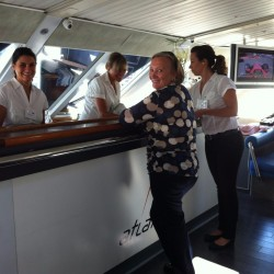 04 bar on boat s lower deck monaco grand prix