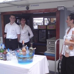 01 bar on boat s upper deck monaco grand prix