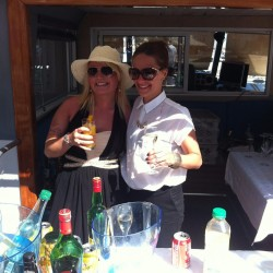 07 bar on boat s upper deck monaco grand prix