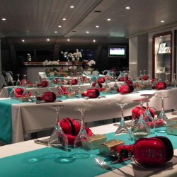 01 boat dining room monaco grand prix