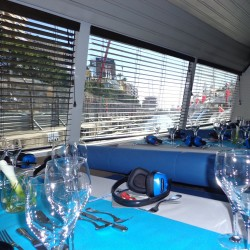 10 boat dining room monaco grand prix