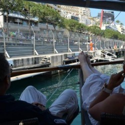23 atmosphere on board monaco grand prix