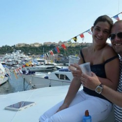 24 atmosphere on board monaco grand prix