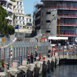 27 view of exit of tunnel and curve grand prix de monaco