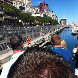 06 view on quai des etats unis speed line grand prix monaco