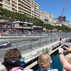 11 view on quai des etats unis speed line grand prix monaco