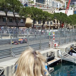 14 view on quai des etats unis speed line grand prix monaco
