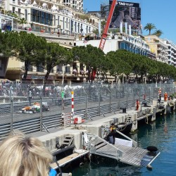 15 view on quai des etats unis speed line grand prix monaco