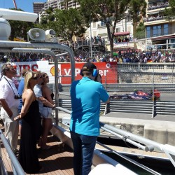 17 view on quai des etats unis speed line grand prix monaco