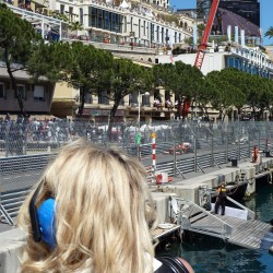 18 view on quai des etats unis speed line grand prix monaco