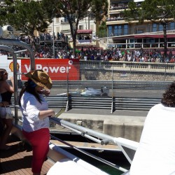 21 view on quai des etats unis speed line grand prix monaco