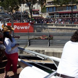 22 view on quai des etats unis speed line grand prix monaco