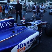grand prix de monaco 38 billet gp